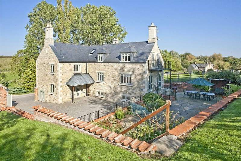 5 Bedrooms Detached House for sale in Mill Lane, Sudborough