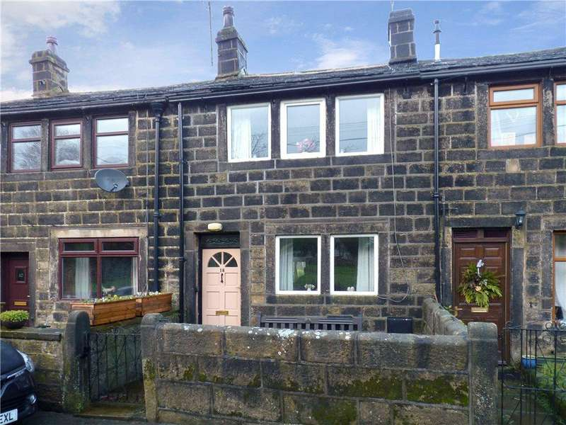 2 Bedrooms Unique Property for sale in Shaw Lane, Oxenhope, Keighley, West Yorkshire