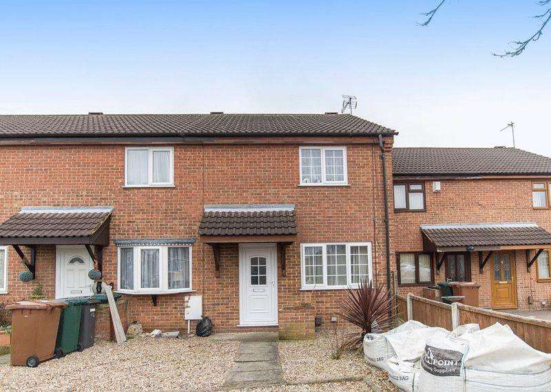 2 Bedrooms Terraced House for sale in HOLDERNESS CLOSE, STENSON FIELDS