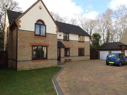 5 Bedrooms Detached House for sale in Dibden Purlieu, Southampton, Hampshire