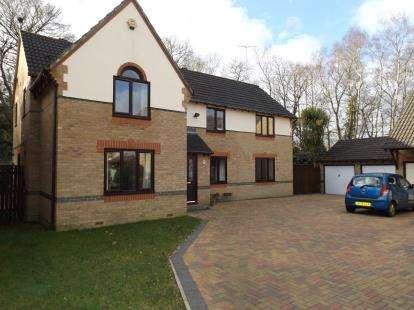 5 Bedrooms Detached House for sale in Dibden Purlieu, Southampton, Hampshire