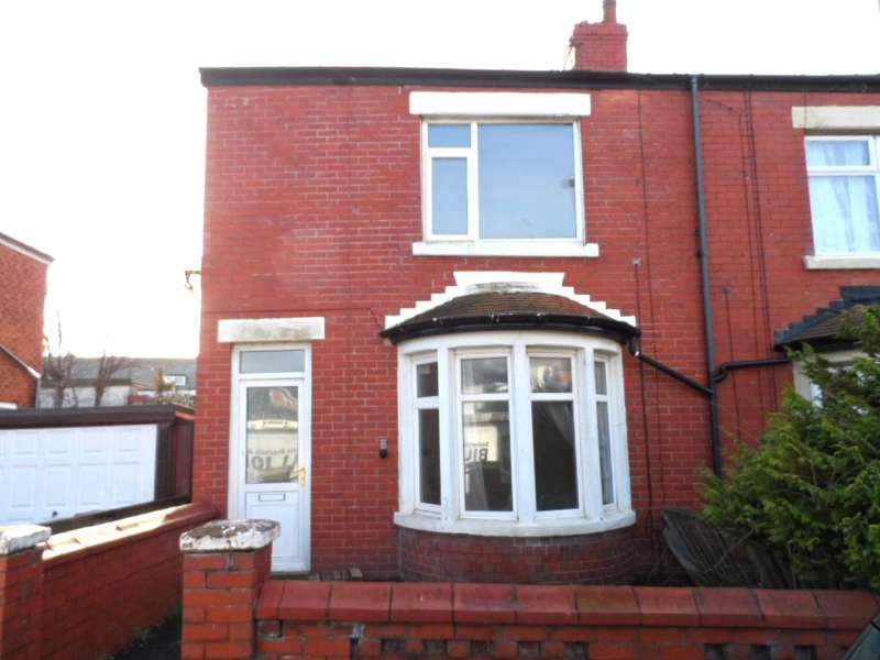 2 Bedrooms Terraced House for sale in Brun Grove, Blackpool, FY1 6PG