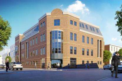 2 Bedrooms Flat for sale in Fitzalan House, Park Road, Gloucester