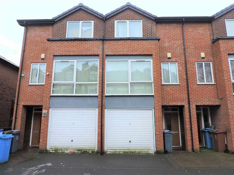 3 Bedrooms Town House for sale in Mentor Street, Manchester