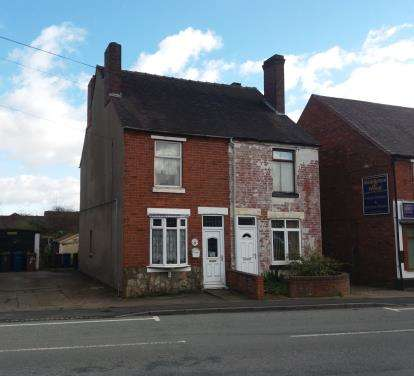 3 Bedrooms Semi Detached House for sale in Rugeley Road, Burntwood, Staffordshire