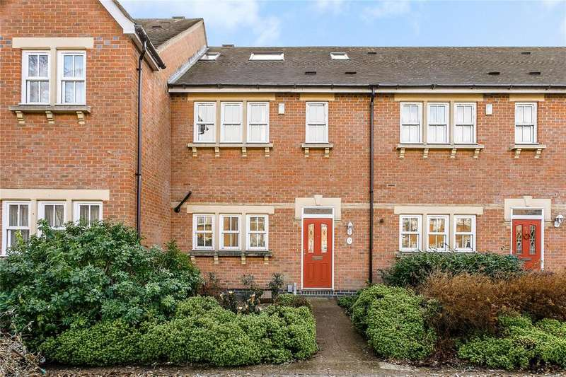 4 Bedrooms Terraced House for sale in Balliol Court, Rutherway, Oxford