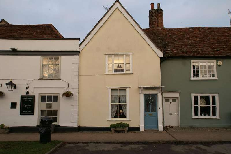 3 Bedrooms Unique Property for sale in Hall Street, Long Melford, Sudbury CO10