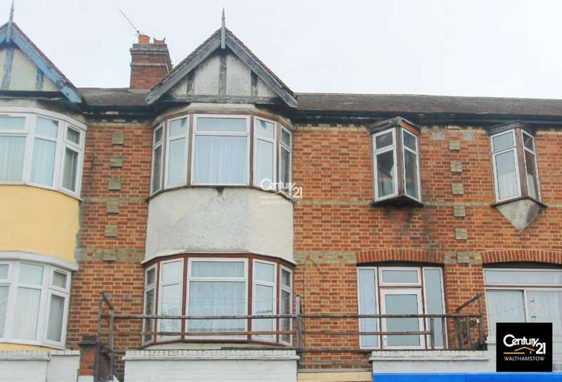 3 Bedrooms Maisonette Flat for sale in 3 Bedroom Maisonette, Billet Road, Walthamstow