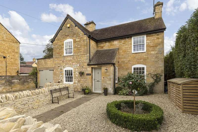 4 Bedrooms Detached House for sale in Station Road, Blockley, Moreton-in-Marsh, Gloucestershire, GL56