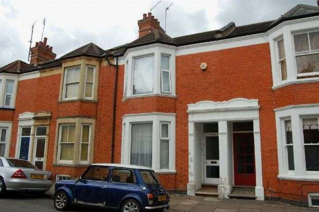 3 Bedrooms Terraced House for sale in Ashburnham Road, Abington, Northampton NN1 4RB