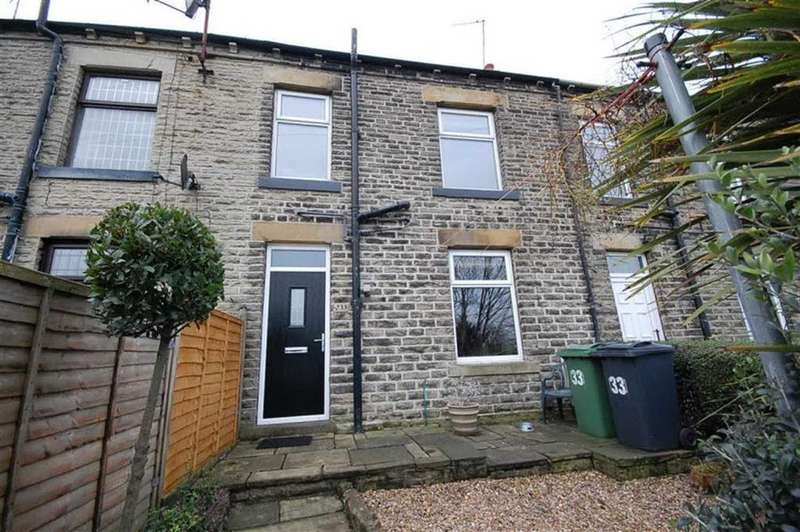 2 Bedrooms Terraced House for sale in Towngate Road, Healey, Batley, WF17