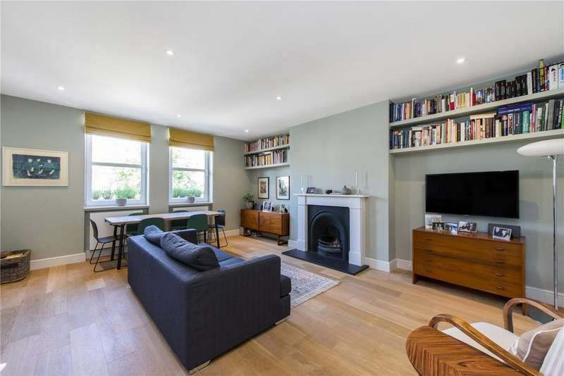 2 Bedrooms Flat for sale in Holland Road, London, W14