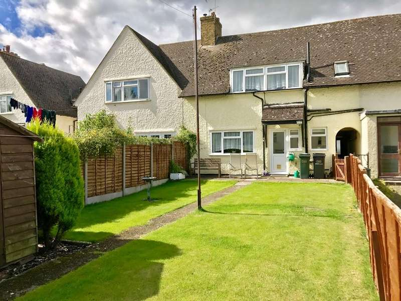3 Bedrooms Terraced House for sale in Queens Road, Maidstone