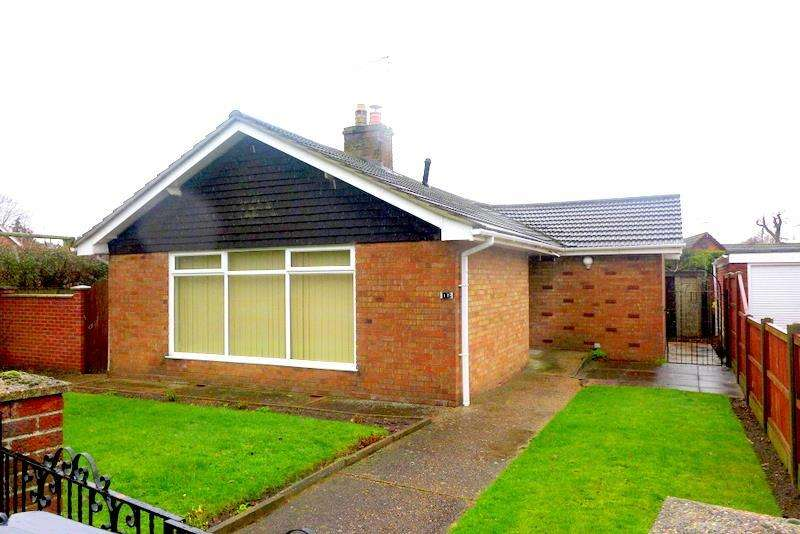 2 Bedrooms Detached Bungalow for sale in Newland Avenue, Worlingham