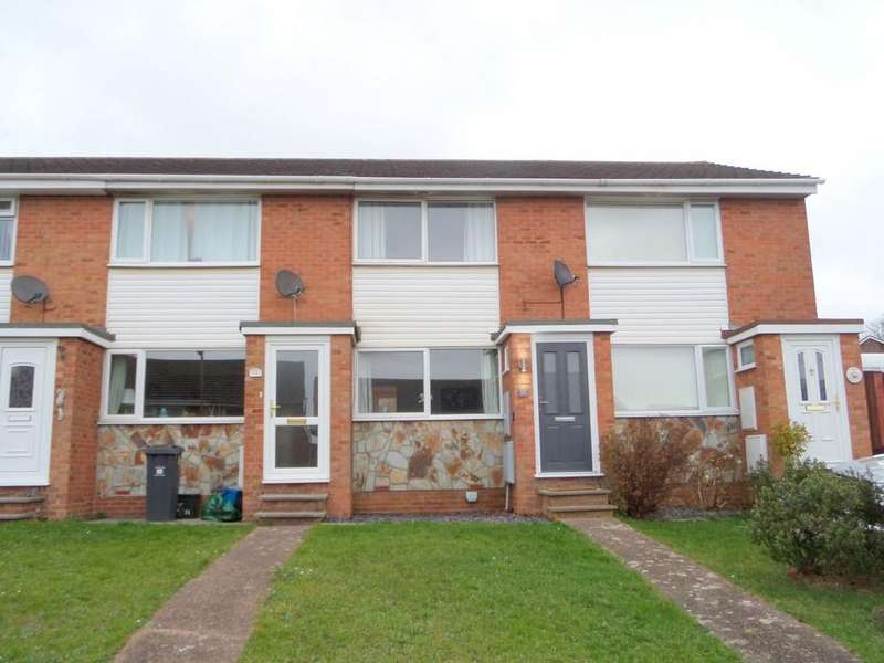 2 Bedrooms Terraced House for sale in Palm Close, Exmouth