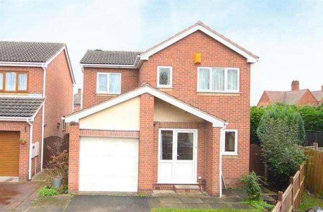 3 Bedrooms Detached House for sale in Pennant Road, Basford, Nottingham, Nottinghamshire, NG6 0JB