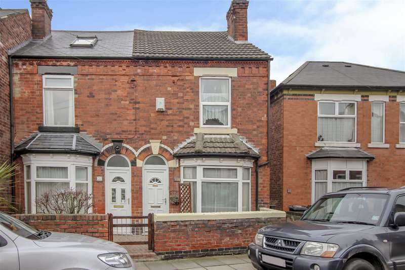 3 Bedrooms House for sale in Brookhill Street, Stapleford, Nottingham