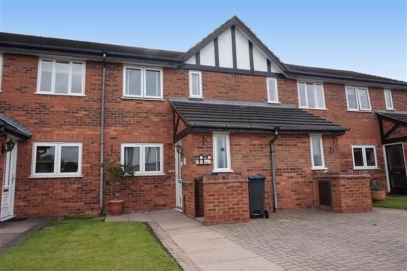 2 Bedrooms Retirement Property for sale in Hargreave Close, Sutton Coldfield, B76 1GR