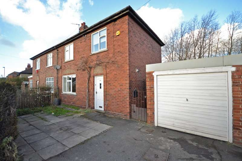 3 Bedrooms Semi Detached House for sale in Balne Lane, Wakefield