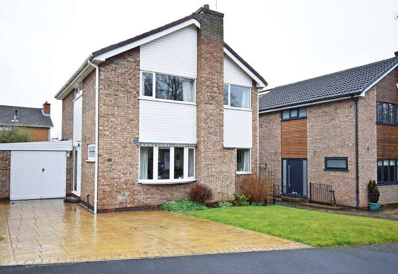 4 Bedrooms Detached House for sale in Sinclair Garth, Sandal, Wakefield