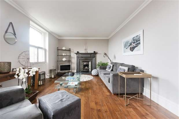 3 Bedrooms Flat for sale in Honor Oak Road, Forest Hill