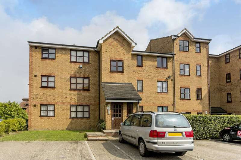 1 Bedroom Flat for sale in Barnes House, John Williams Close, New Cross, SE14