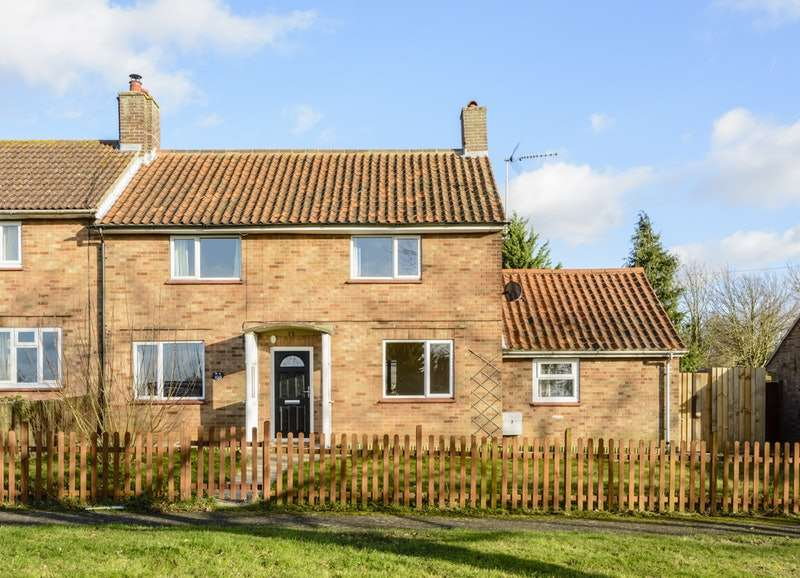 3 Bedrooms Semi Detached House for rent in Cordell Place, Long Melford, Suffolk, CO10