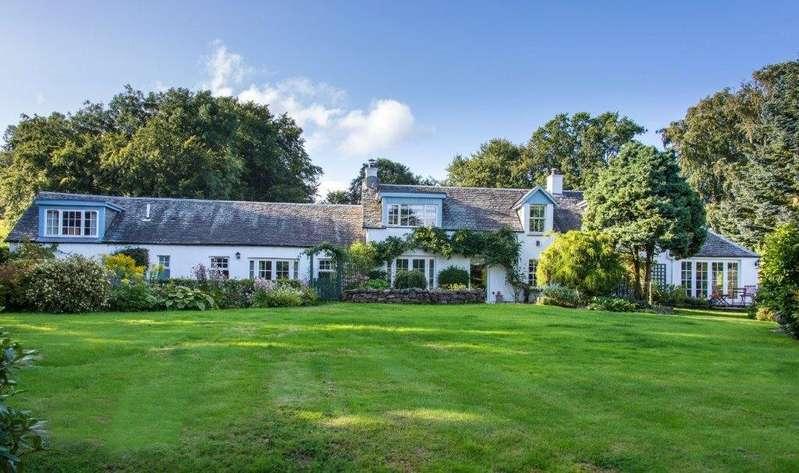 4 Bedrooms Detached House for sale in The Allen, Buchlyvie, Stirling, Stirlingshire, FK8