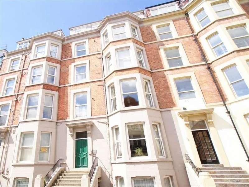 2 Bedrooms Flat for sale in Savoy Court, Prince of Wales Terrace Scarborough