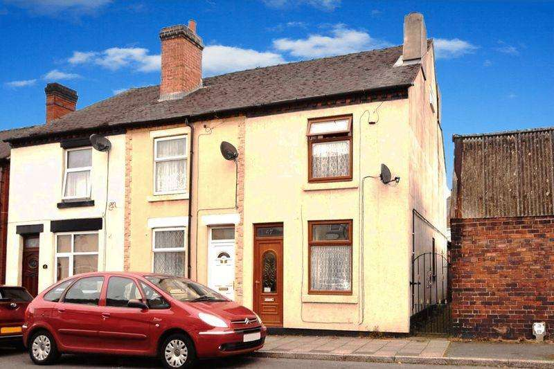 2 Bedrooms Terraced House for sale in Union Street, Bridgtown