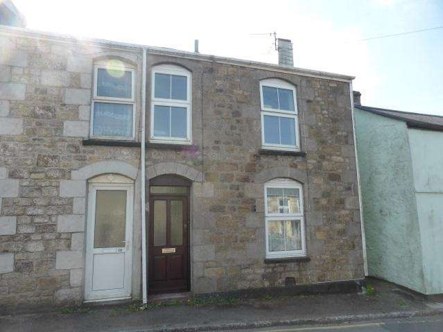 2 Bedrooms Terraced House for rent in North Parade, Camborne