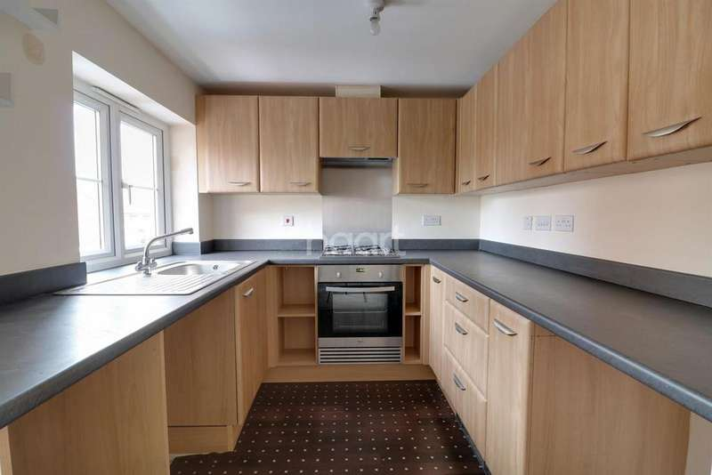 2 Bedrooms Flat for sale in Windermere Drive, Lakeside, Doncaster