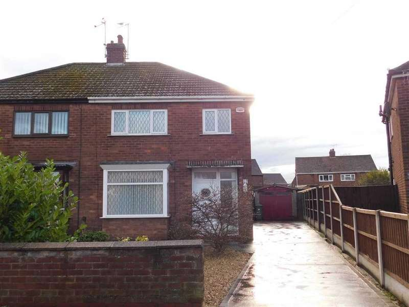 3 Bedrooms Semi Detached House for sale in LUNEDALE ROAD, ASHBY, SCUNTHORPE