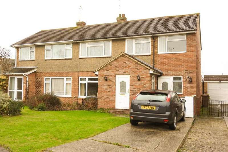 4 Bedrooms Semi Detached House for sale in Fitzwalter Road, Boreham, Chelmsford