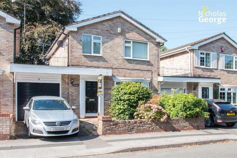 3 Bedrooms Link Detached House for sale in Hayfield Road, Moseley, Birmingham, B13 9LG