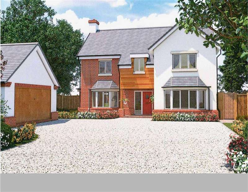 5 Bedrooms Detached House for sale in The Leys, Bishops Castle, SY9