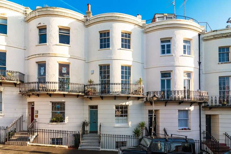 5 Bedrooms Terraced House for sale in Norfolk Square, Brighton, BN1