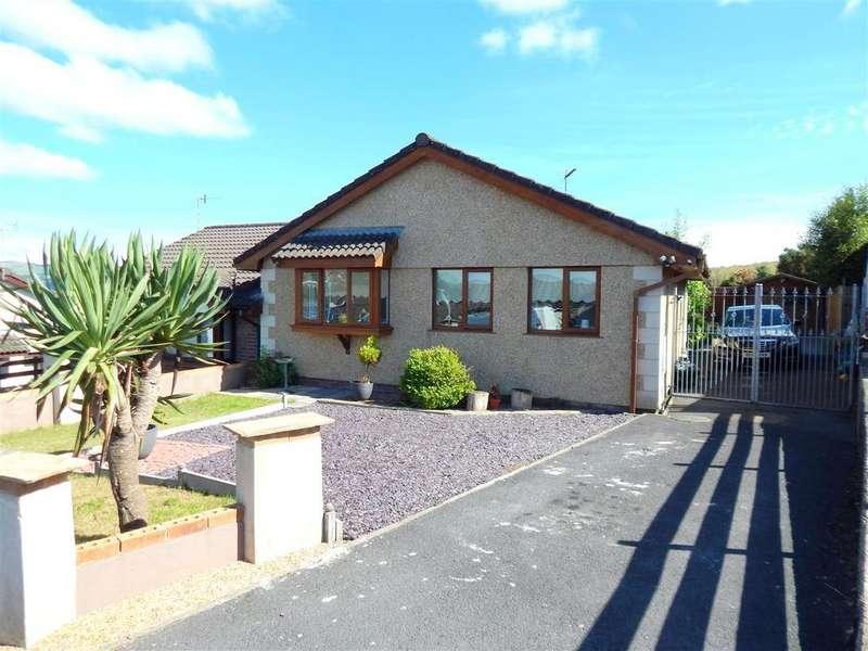 3 Bedrooms Semi Detached Bungalow for sale in Lon Brynawel, Llansamlet