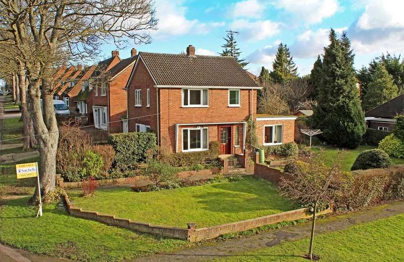 3 Bedrooms Detached House for sale in Wilbury Road, Letchworth Garden City, SG6