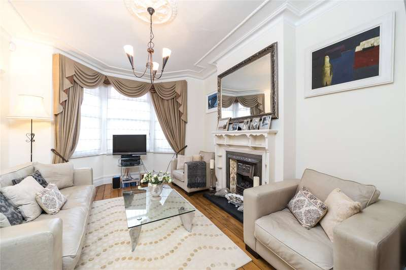 3 Bedrooms Terraced House for sale in Kingscote Road, Chiswick, London, W4