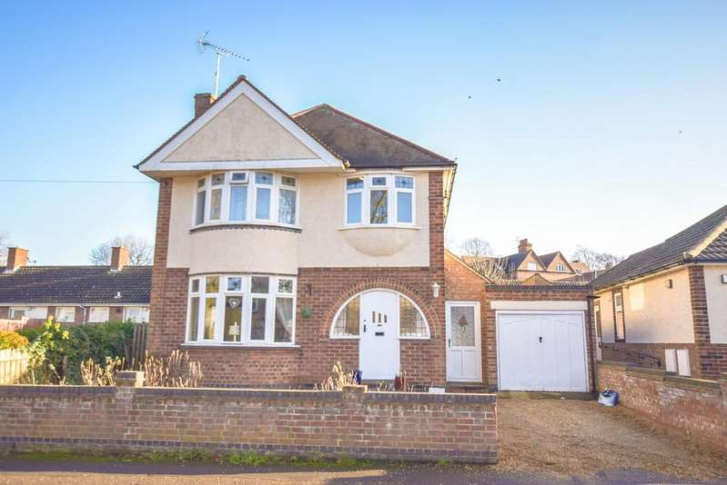 4 Bedrooms Detached House for sale in The Crescent, Kettering