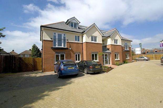 1 Bedroom Apartment Flat for sale in Saddlers Court, Rosebery Avenue, Melton Mowbray, LE13