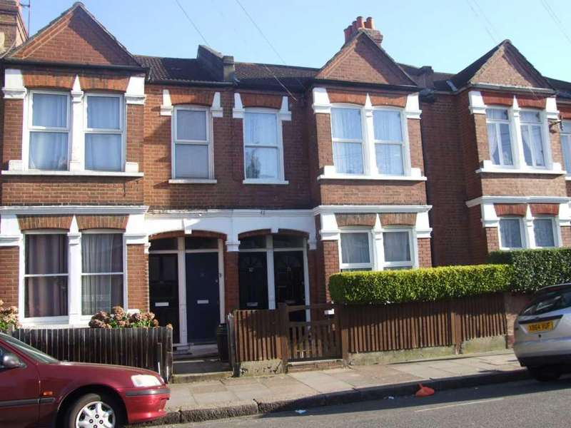2 Bedrooms Maisonette Flat for sale in Bickley Street, Tooting, SW17