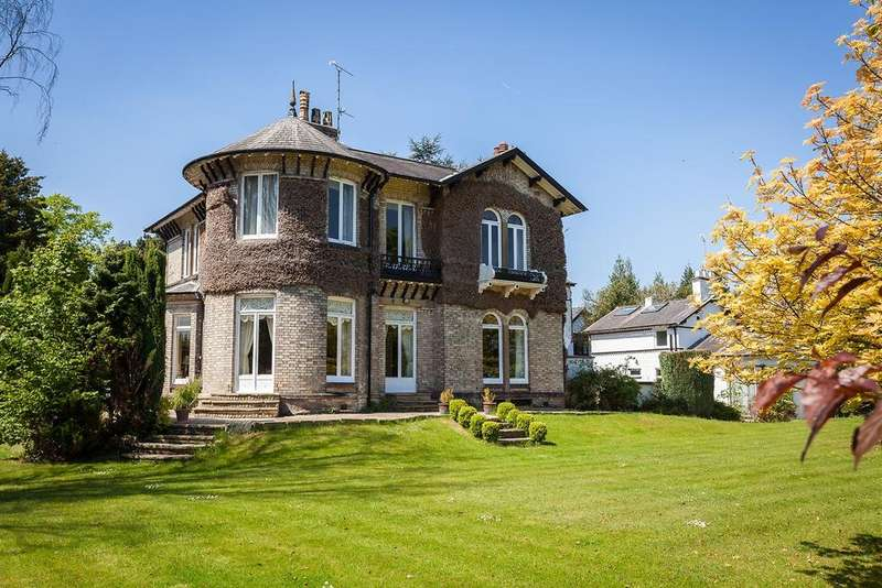 7 Bedrooms Detached House for sale in Fulshaw Park, Wilmslow