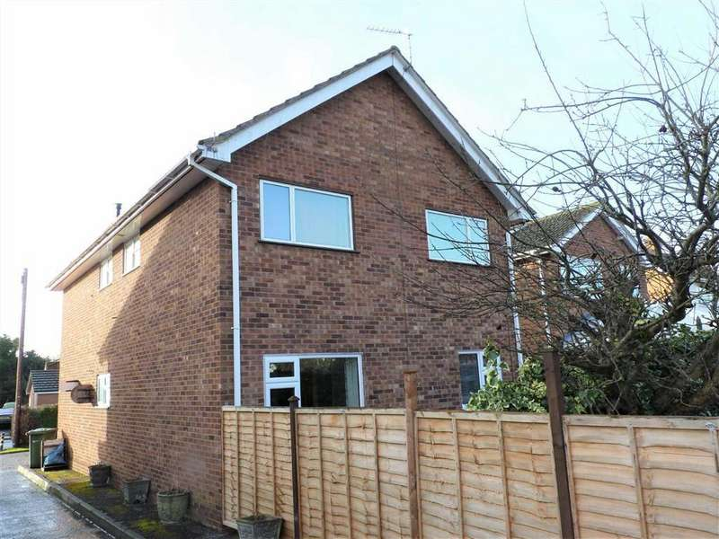 1 Bedroom Flat for sale in Old Eign Hill, Hereford