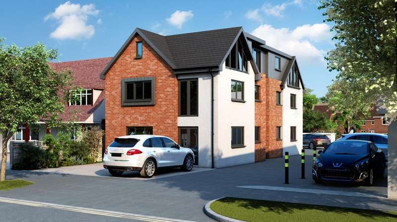 1 Bedroom Apartment Flat for sale in Apartment 3 Oak House, Crossways, Shenfield, Essex, CM15