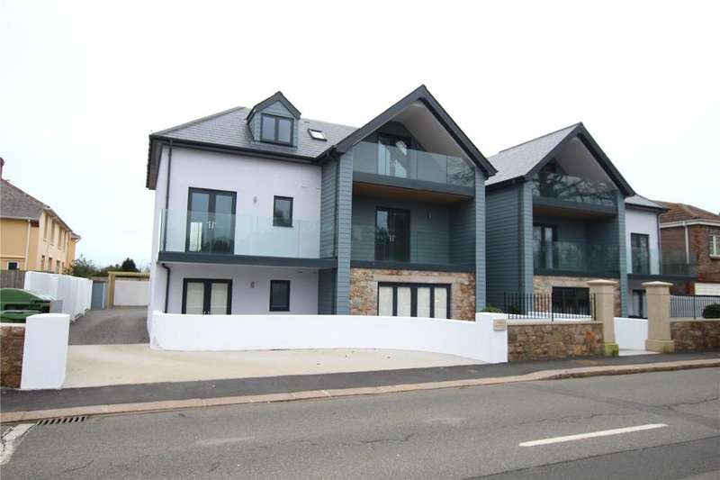 2 Bedrooms Flat for sale in Samares Apartments, 1 Grande Route De St. Clement, St. Clement, Jersey, JE2
