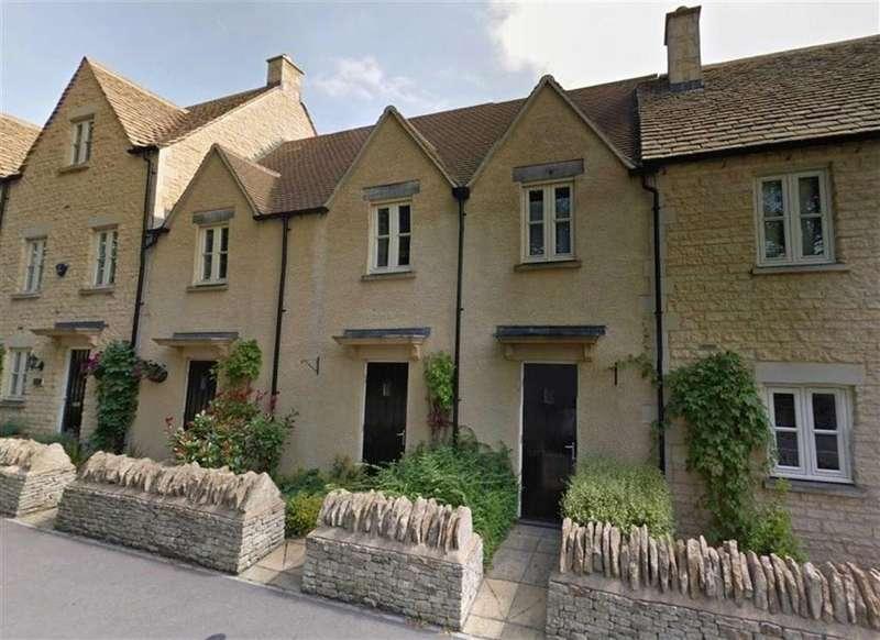 2 Bedrooms Flat for sale in Birdlip, Gloucester, GL4