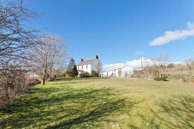 5 Bedrooms Detached House for sale in High Blochairn Farmhouse, Baldernock, By Milngavie, Glasgow
