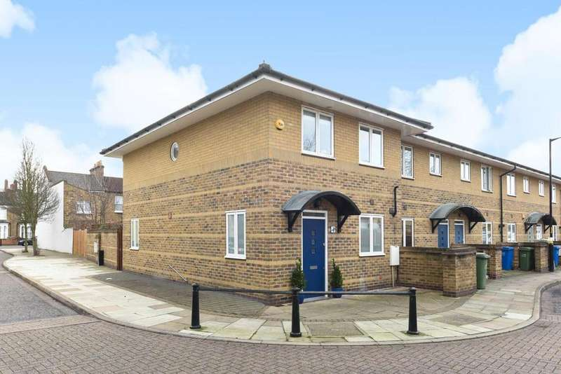 2 Bedrooms End Of Terrace House for sale in Albert Way, Peckham